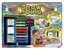 Pieczątki Dino Grow