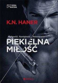Piekielna miłość. Seria mafijna. Tom 2-Haner K.N.
