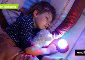 Piękne lampki nocne, które dodadzą uroku w pokoju dziecięcym
