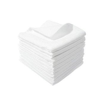 Pieluszki wielorazowe, tetrowe, białe 20 szt., 70x80cm-Akuku