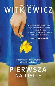 Pierwsza na liście-Witkiewicz Magdalena