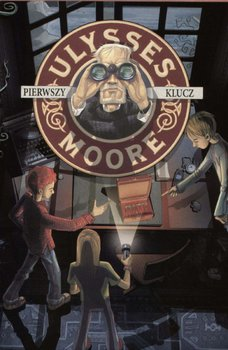 Pierwszy klucz. Ulysses Moore. Tom 6-Baccalario Pierdomenico