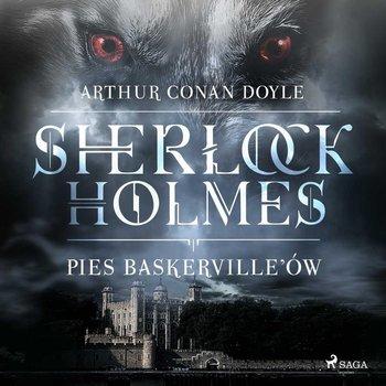 Pies Baskerville'ów-Doyle Arthur Conan