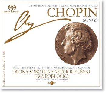 Pieśni Chopina-Sobotka Iwona, Ruciński Artur, Pobłocka Ewa