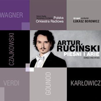 Pieśni i Arie-Ruciński Artur, Polska Orkiestra Radiowa