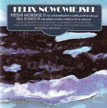 Pieśni Morskie/Sea Songs. Volume  II-Chór Warmińsko-Mazurski