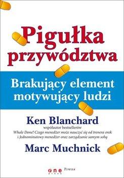 Pigułka przywództwa. Brakujący element motywujący ludzi                      (ebook)