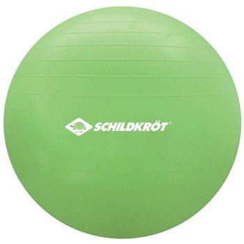 Piłka do ćwiczeń Schildkroft 65 cm zielona 960056-SCHILDKRÖT
