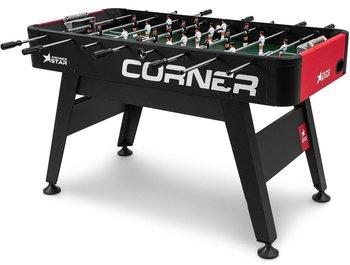 Piłkarzyki Corner - Czarno-Czerwone-Premier Star