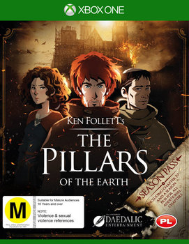 Pillars of the Earth-Daedalic Entertainment