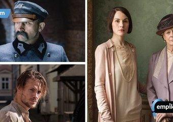 """""""Piłsudski"""", """"Legiony"""" i """"Downton Abbey"""". Dlaczego kochamy kino historyczne?"""