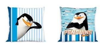 Pingwiny, Poszewka na poduszkę, 40x40 cm-Faro