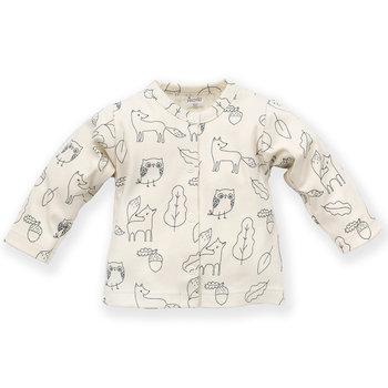 Pinokio, Kaftanik dziecięcy, rozmiar 74-Pinokio
