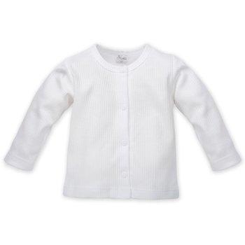 Pinokio, Kaftanik dziecięcy, White, rozmiar 50-Pinokio