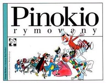 Pinokio Rymowany Rodari Gianni Książka W Sklepie Empikcom