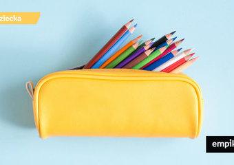 Piórnik do szkoły nie musi być nudny! Najfajniejsze propozycje