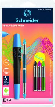 Pióro kulkowe, Schneider, Breeze Neon Roller