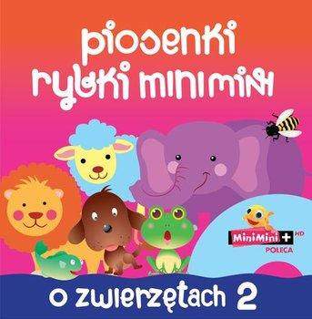 Piosenki Rybki Mini Mini: O zwierzętach. Volume 2-Various Artists