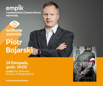 Piotr Bojarski   Empik Plac Wolności
