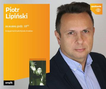 Piotr Lipiński | Księgarnia Empik Rynek