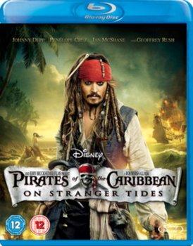 Pirates of the Caribbean: On Stranger Tides (brak polskiej wersji językowej)-Marshall Rob