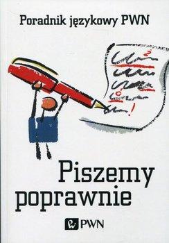 Piszemy poprawnie. Poradnik językowy PWN                      (ebook)