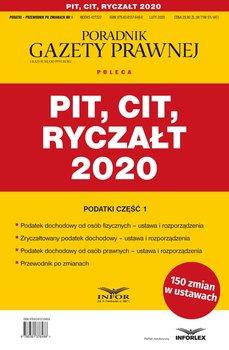 PIT, CIT, Ryczałt 2020-Opracowanie zbiorowe