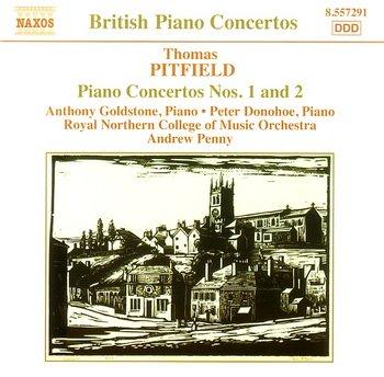 Pitfield: Piano Concertos Nos. 1 And 2-Donohoe Peter