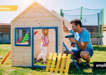 Plac zabaw w ogrodzie - jak go przygotować?