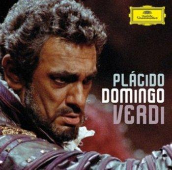 Placido Domingo:Verdi-Domingo Placido