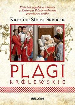 Plagi królewskie. O zdrowiu i chorobach polskich królów i książat-Stojek-Sawicka Karolina