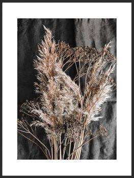 Plakat Fabryka Plakatu, B1 Suszony Bukiet Zbóż 70x100 cm-Fabryka plakatu