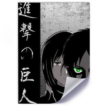 Plakat FEEBY, Bohaterowie anime, 40x60 cm-Feeby