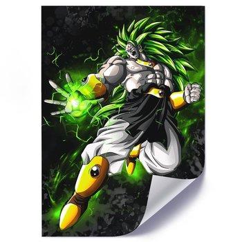 Plakat FEEBY Dragon Ball 4, 50x70 cm-Feeby