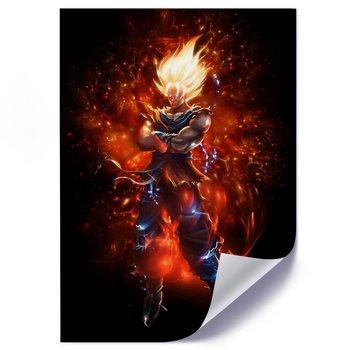Plakat FEEBY Dragon Ball 5, 40x60 cm-Feeby