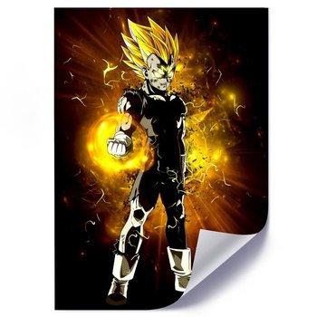 Plakat FEEBY Dragon Ball, 50x70 cm-Feeby