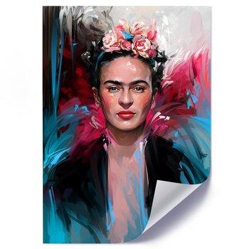 Plakat FEEBY Frida, 50x70 cm-Feeby