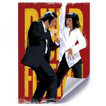 Plakat FEEBY Gangsterski Taniec, 40x60 cm-Feeby