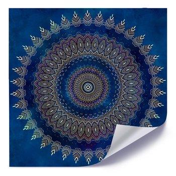 Plakat FEEBY Mandala, abstrakcja, 40x40 cm-Feeby