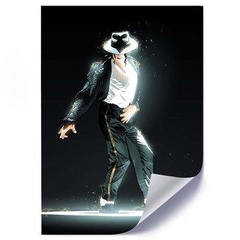 Plakat FEEBY Moonwalk, 50x70 cm-Feeby