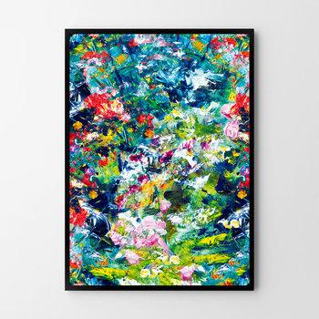 Plakat HOG STUDIO Abstrakcja, B2, 50x70 cm-Hog Studio