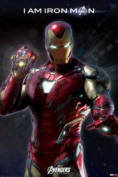 Plakat Maxi Avengers: Endgame (I Am Iron Man) - Marvel-Pyramid International