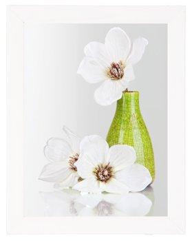 Plakat w białej ramie, 30x40 cm- Flower 13-Postergaleria