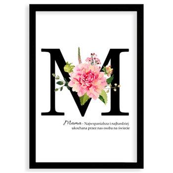 Plakat w czarnej ramce Dla Mamy, 30x40 cm-Empik Foto