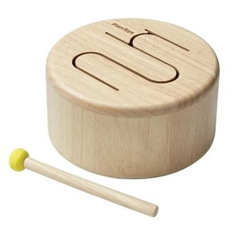 Plan Toys, instrument muzyczny Bębenek-Plan Toys
