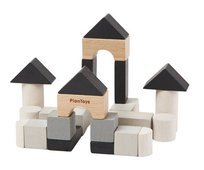 Plan Toys, klocki drewniane