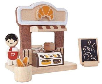 Plan Toys, piekarnia, zestaw-Plan Toys