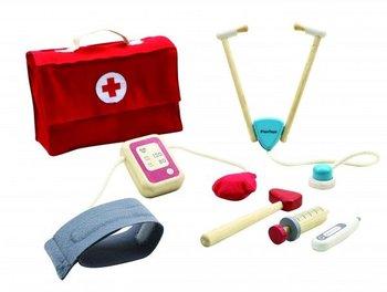 Plan Toys, skrzynka lekarska, zestaw-Plan Toys