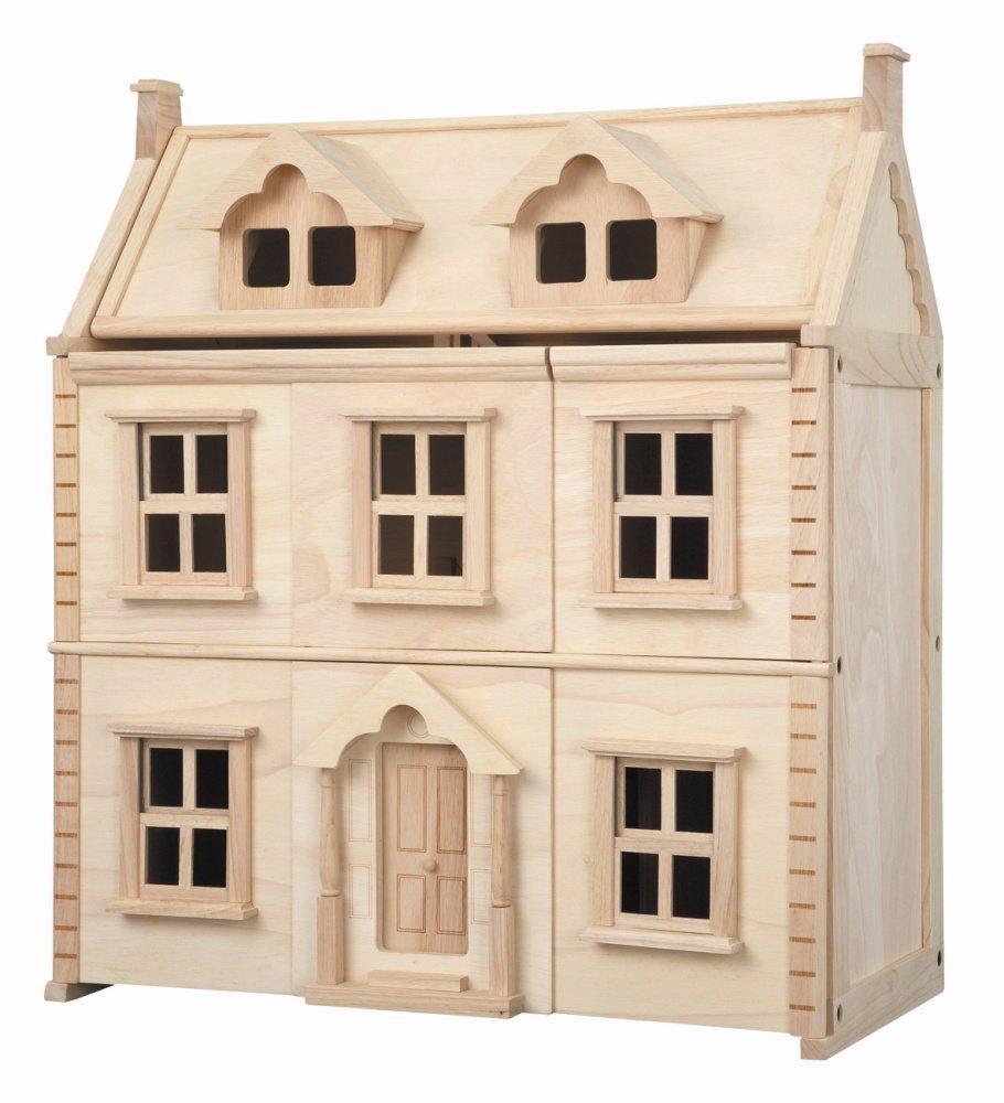 Plan Toys, wiktoriański domek dla lalek