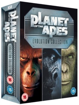 Planet of the Apes: Evolution Collection (brak polskiej wersji językowej) - Wyatt Rupert, Burton Tim, Thompson J. Lee, Taylor Don, Post Ted, Schaffner Franklin J.